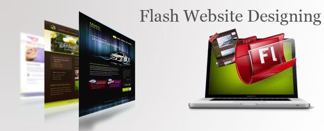 Flash Web Designing